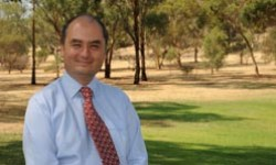 Head of CSU's Virtual Campus, Associate Professor Philip Hider