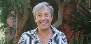 Photo: Professor Deirdre Lemerle.