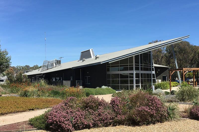 Wangaratta campus building
