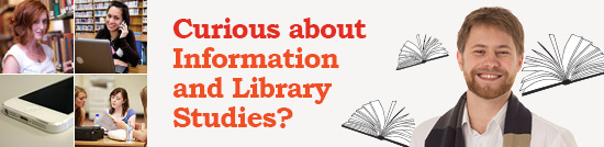 Curious about library and information studies?