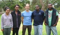 Tania-Areori-Heather-Taitibe-Wallace-Takendu-and-Daniel-Solomon-PNG-with-Dr-Andrew-Peters-CSU