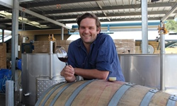 CSU winemaker Campbell Meeks