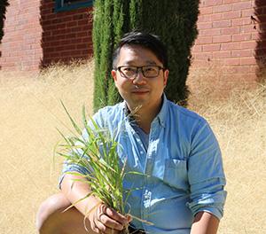PhD student Mr Yuchi Chen