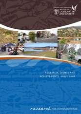 Biennual Report 2009/10 cover
