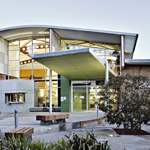 Albury-Wodonga Library and 24/7 Learning Commons building