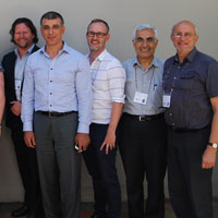 PACT members present papers at Global Network for Public Theology in South Africa