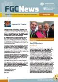 FGC Newsletter - Spring 2016