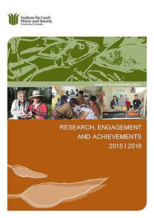 ILWS Biennial Report 2015-16