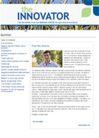 innovator newsletter webpage thumbnail