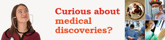Curious about medical science?