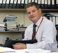 Geoff Honey