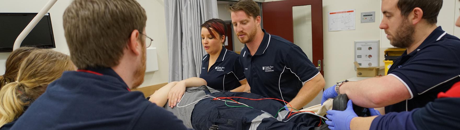 Clinical Practice (Paramedicine)