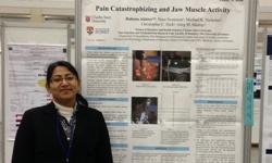 Photo of Dr Rahena Akhter in Boston