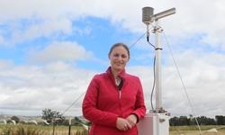 Dr Julia Howitt from CSU