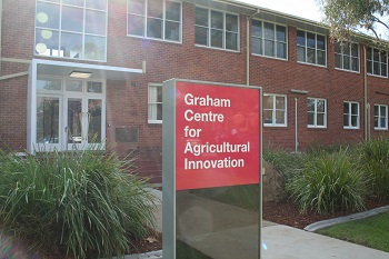 Graham Centre Office.