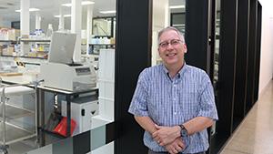 Professor David Clements