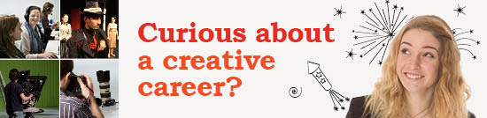 Curious about communication and creative industries?