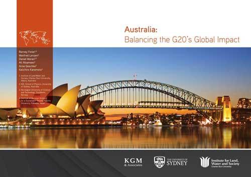 Australia Global Impact