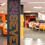 Wagga 24/7 Learning Commons space