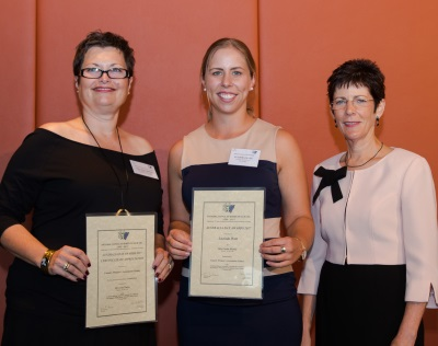 Photo of Lucy Watt NCW Aust Day Awards 2017