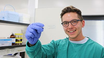 Dr Adam Frew