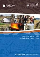Biennual Report 2007/08 cover