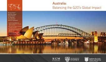 Australia Balancing the G20's Global Impact