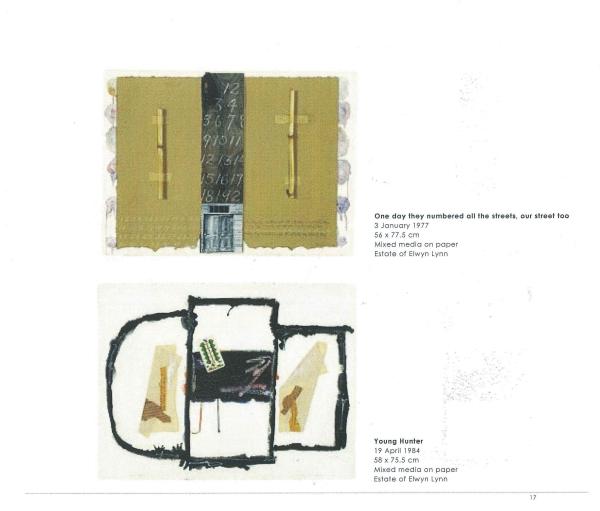 Elwyn Lynn: Works on Paper