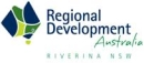 Logo - Regional Development Australia Riverina NSW