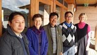 Dr Tashi Samdup visit to ILWS