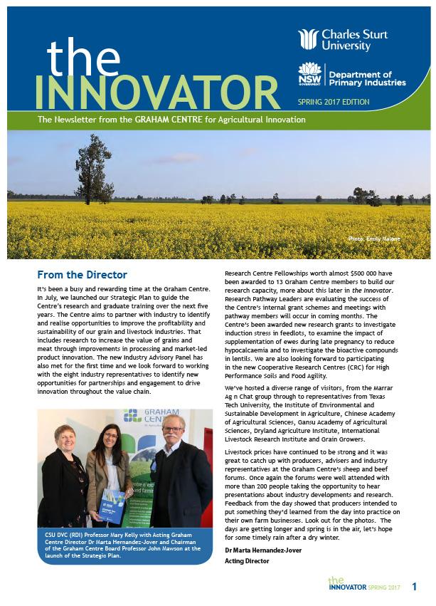 The Innovator Spring 2017