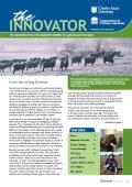 Newsletter - The Innovator - Winter 2015