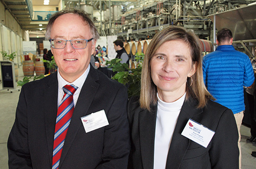 NWGIC a role to play in new wine research