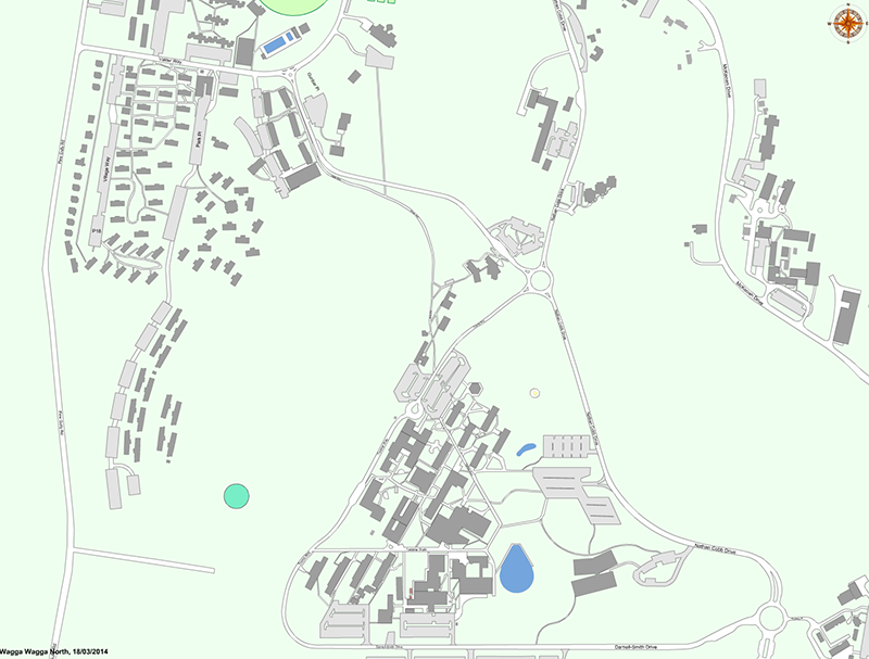 Csu Wagga Map Csu Wagga Map | compressportnederland Csu Wagga Map