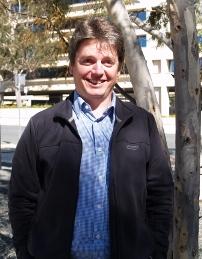Dr Jamie Pittock, ANU