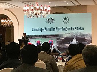 Launch ACIAR Pakistan