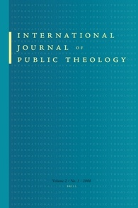 PACT and the International Journal of Public Theology