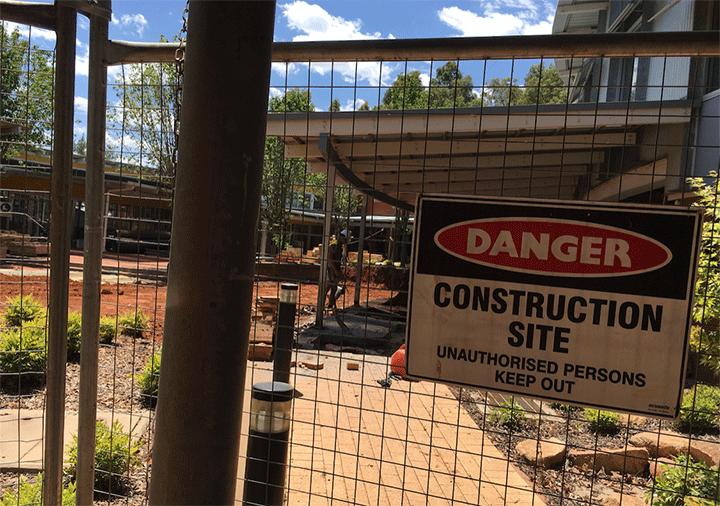 Construction Site- Dubbo
