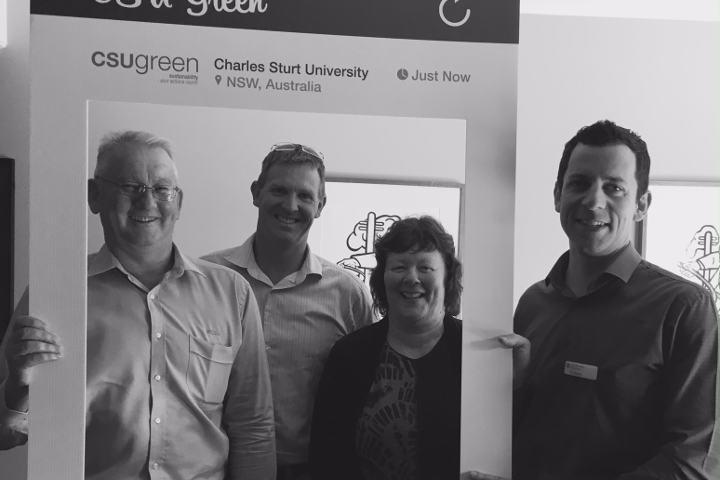 Benchmark wshop 16 Nov 2016 Chris Roche, Adrian Whiting, Cheryl Honey & Ed Maher