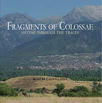 Archaeology book award for PACT scholar