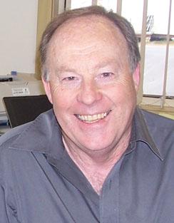 Prof Jim Pratley has recently celebrated 40 years at CSU