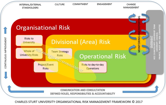 Organisational Risk Management Framework