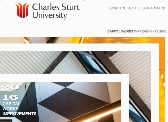 Capital Works Publications