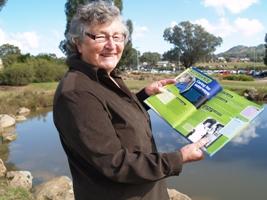 Adjunct Professor Kath Bowmer Hero of Science champion