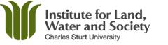 ILWS - Charles Sturt University