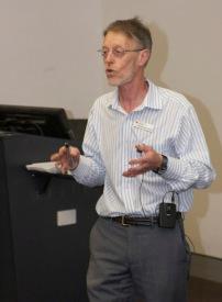 Prof Kevin Parton